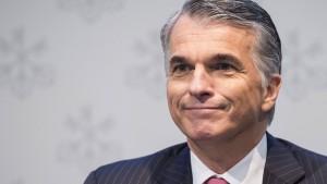 UBS-Chef Ermotti soll Swiss-Re-Präsident werden