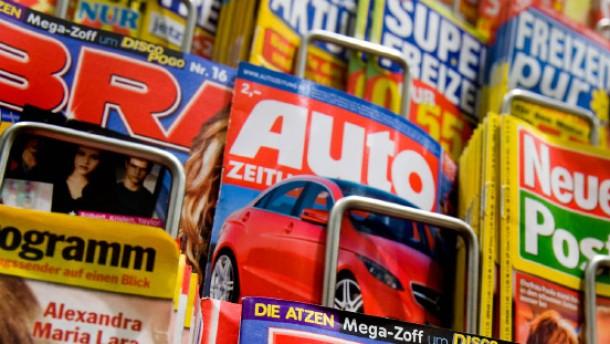 Das Presse-Grosso-System: Wie kommt die Zeitschrift ins Regal?