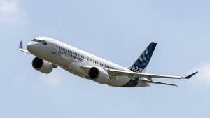 Airbus zeigt seinen neuesten Flieger