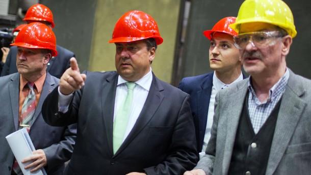 Die SPD geht auf die Wirtschaft zu