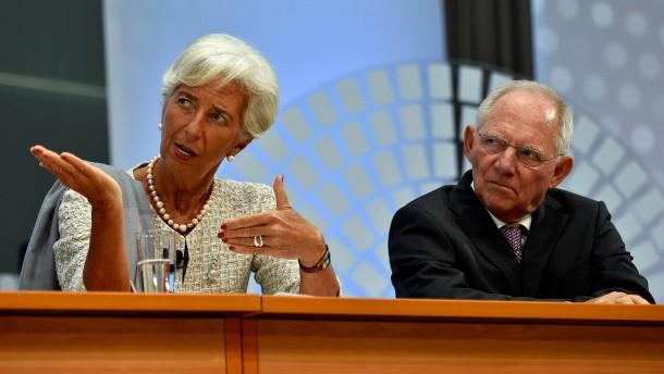 Griechenland-Rettung: Bundesregierung fürchtet neue Milliarden-Kosten