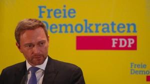 Respekt für die FDP