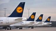Lufthansa-Piloten streiken auch am Samstag