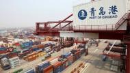China könnte demnächst mehr Güter aus Amerika importieren.