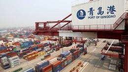 Amerika will China zu mehr Importen zwingen