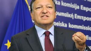 Barroso glaubt an Wachstum in Europa