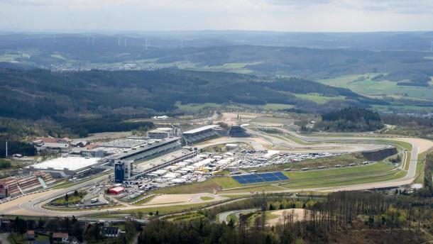 Nuerburgring-Betreiber informiert zu moeglichem Formel-1-Rennen