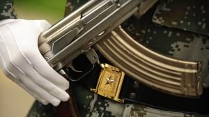 Die Ukraine muss um ihren wichtigsten Waffenkunden bangen