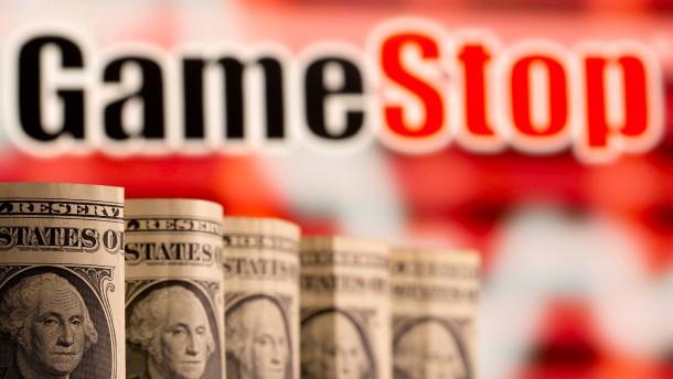 Gamestop plant Kapitalerhöhung