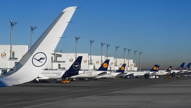 Lufthansa-Gesellschaften bieten kostenlose Umbuchung an