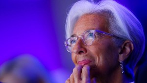 Guter Start für Lagarde