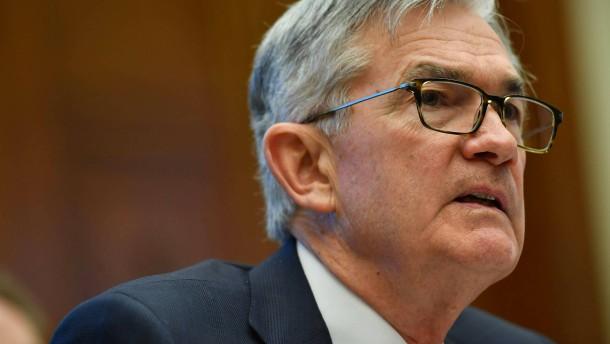Amerikas Notenbank senkt die Leitzinsen