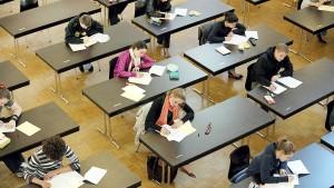 Viele Einser in Münster, niedrige Durchfallquote in Thüringen