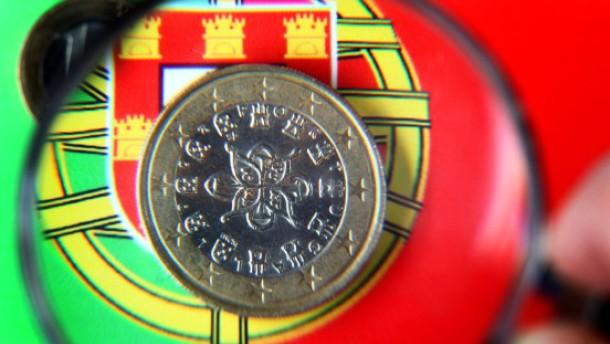 Portugiesische Euromünzen