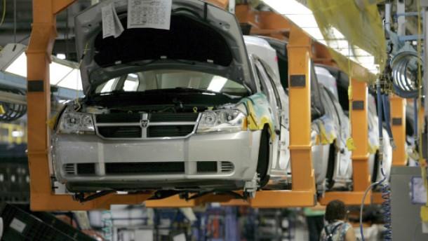 Auch Kanada hilft amerikanischen Autobauern