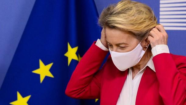 """Von der Leyen: Vertrag mit Astra-Zeneca """"ist glasklar"""""""