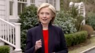 Hillary Clinton als Champion der Mittelschicht