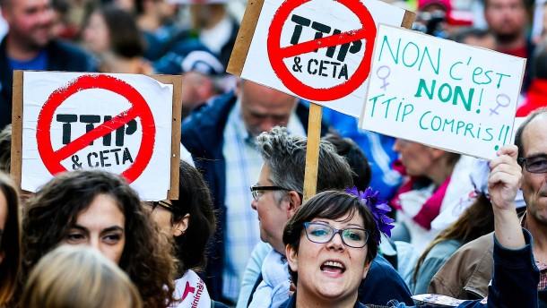 Die vergessenen Handelsabkommen der EU