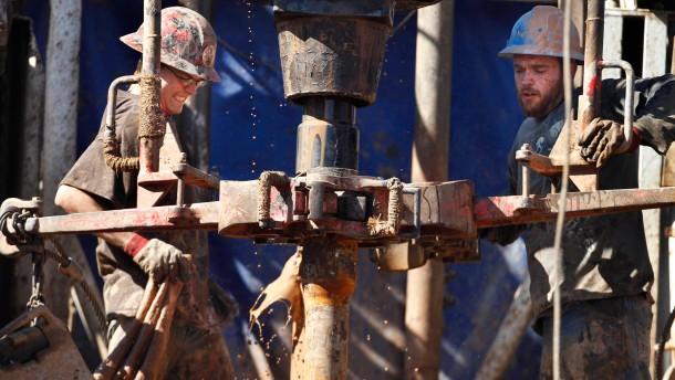 BASF will Fracking-Test in Deutschland