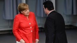 Merkel weist Heils Grundrente zurück