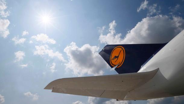 Kurs der Lufthansa-Aktie steigt stark
