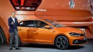 Neuer Polo soll VW Schwung bringen