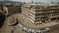 Credit-Suisse-Aktie fällt auf 25-Jahres-Tief
