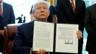 Trump schreckt die Stahl-Branche auf