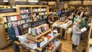 Amazon kündigt Buchladen in Manhattan an