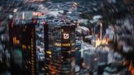 Rekordstrafe bringt Deutsche Bank in Bedrängnis
