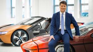 BMW-Chef verteidigt Kaufprämie für Elektroautos