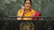 Amazon nimmt Fußabtreter mit Indien-Flagge von der Seite