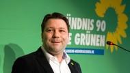 Stefan Körner ist Landeschef der niedersächsischen Grünen.