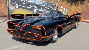 Kein Batmobil-Nachbau ohne Erlaubnis
