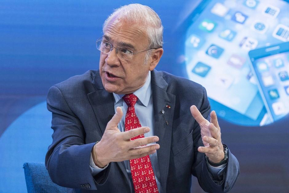 """""""Das Vertrauen in unsere Ordnung steht auf dem Spiel"""": OECD-Chef Angel Gurria"""