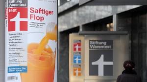 Stiftung Warentest bekommt 500.000 Euro mehr vom Bund