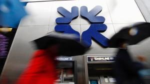 Wieder Ärger über britische Banker-Boni