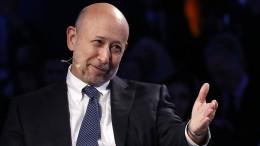 Goldman-Sachs-Chef für zweites Brexit-Votum
