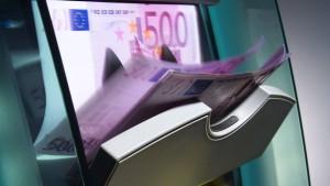 Abschaffung des 500-Euro-Scheins kostet 500 Millionen