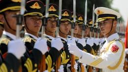 Verbietet Berlin den Chinesen diese Übernahme?