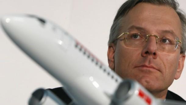Turbulenzen für Lufthansa, Chancen für Franz