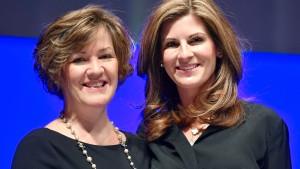 Kritik von weiblichen Chefs kommt nicht gut an