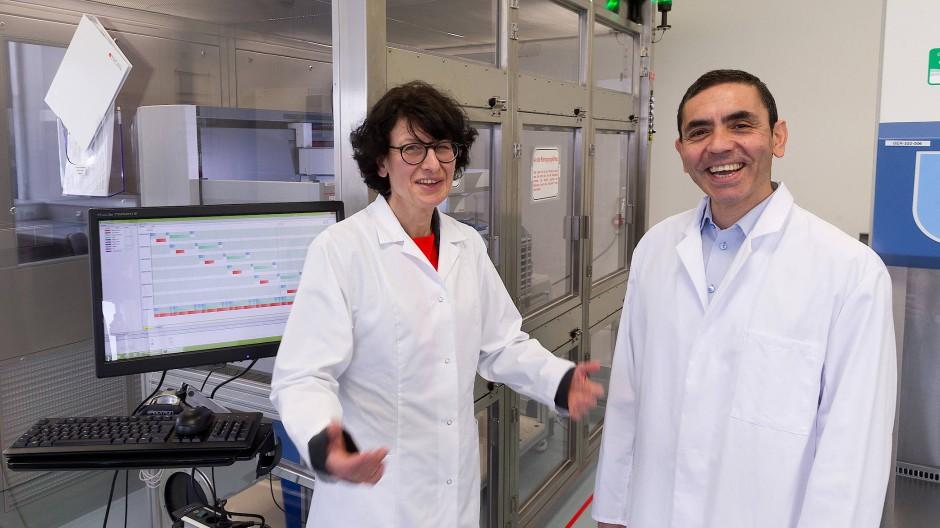 Mainzer Unternehmen Wie Biontech Gegen Corona Kampft
