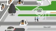 Digitale Konzepte gegen das Verkehrschaos