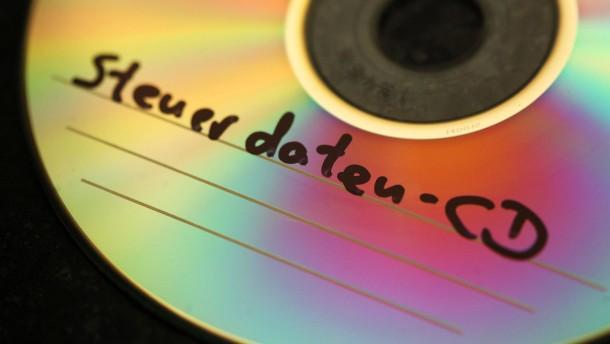 Straffrei trotz Steuer-CD