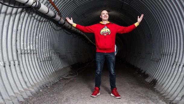 Der  Tunnelbauer von Helsinki