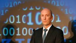 """""""Unser Staat muss digital zurückschlagen können"""""""