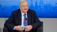 Spekulant Soros wettet 500 Millionen Dollar auf Flüchtlinge