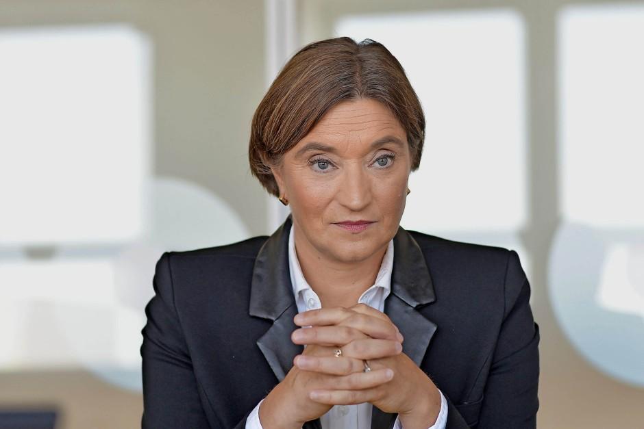 Will erste Generaldirektorin des ORF werden: Ingrid Totzauer.