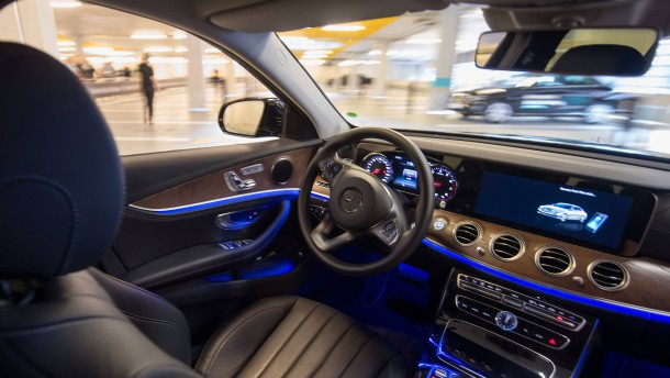 Autonome Autos sollen ab 2022 möglich sein